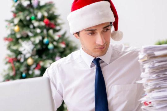 O czym musi pamiętać przedsiębiorca na koniec roku?